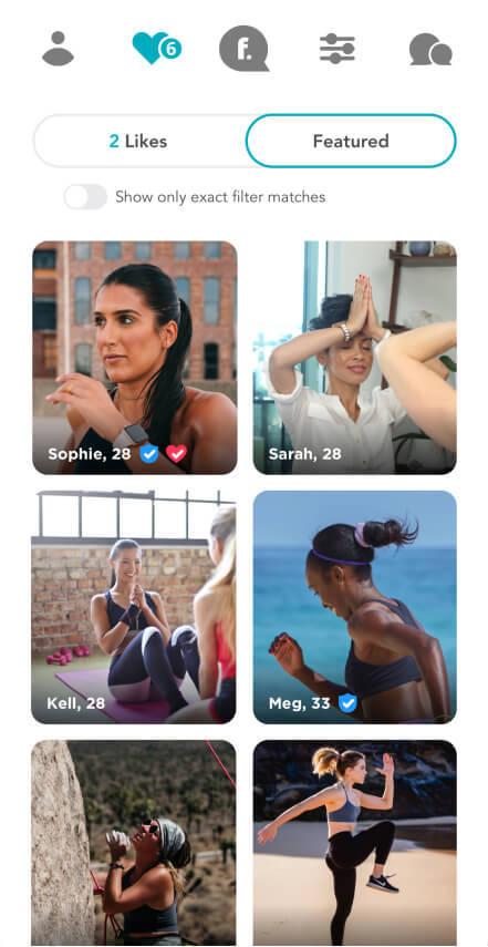Fitafy App - Featured Screenshot